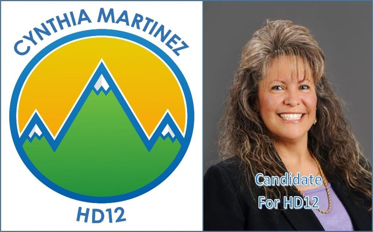 Cynthia Martinez for HD 12